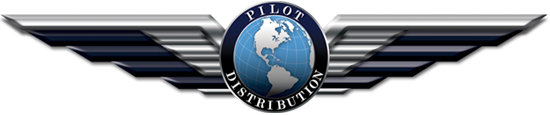 Distribution Pilot Wheel Logo